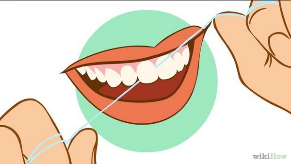 flossing-your-teeth